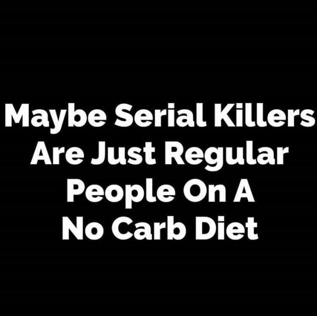 Low Carb Diet Meme