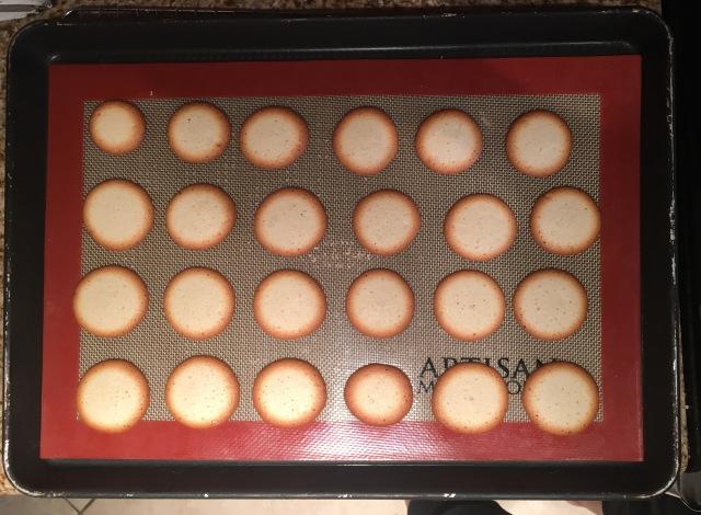 Dorie's Biarritz Cookies