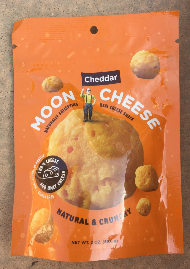 Starbucks Moon Cheese Cheddar