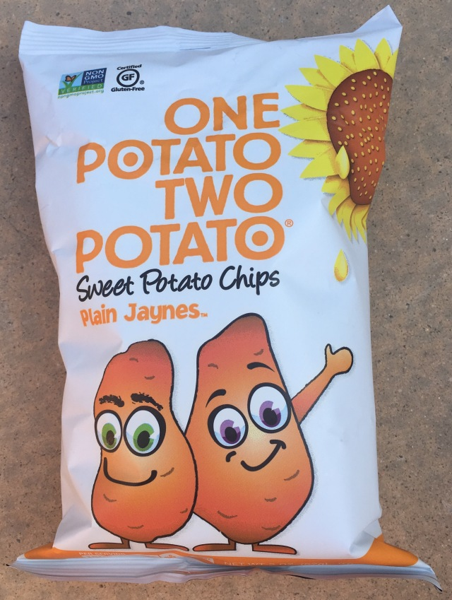 Starbucks One Potato Two Potato Sweet Potato Chips