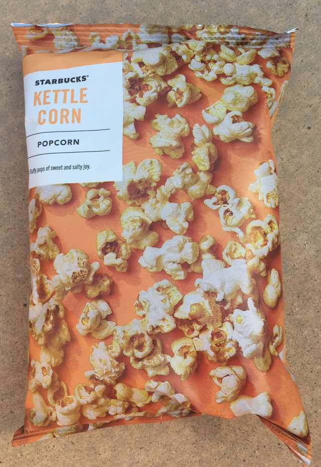 Starbucks Kettle Corn